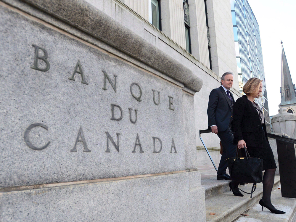 Interest Rates Stay at Status Quo in Bank of Canada May Announcement